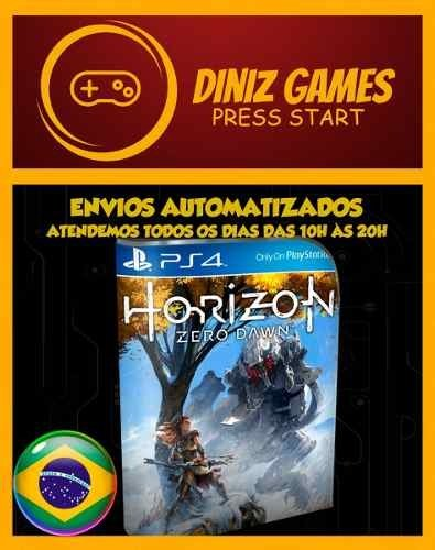 Horizon Zero Dawn Psn Ps4 (aluguel 15 Dias Original 2)
