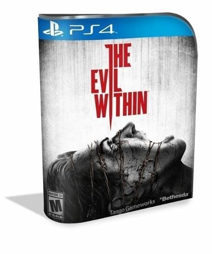 The Evil Within Psn Ps4 (vip Original 1)