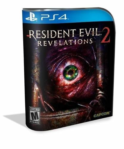 Resident Evil Revelations 2 Ps4 (original 1)
