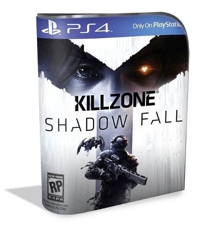 Killzone Shadow Fall Psn Ps4 (original 1)
