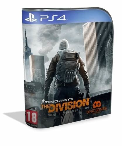 Tom Clancy's The Division Psn (aluguel 15 Dias Original 2)