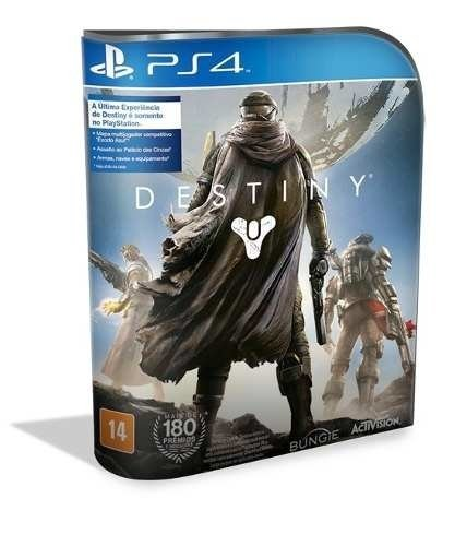 Destiny Psn Ps4 (bronze Original 2)