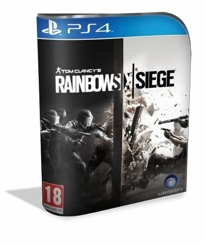 Rainbow Six Siege Psn Ps4 (vip Original 1)