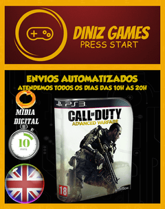 Cod: Advanced Warfare Ps3