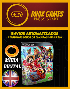 One Piece: Unlimited World Ps3