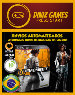 Remember Me Psn Ps3