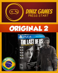 The Last Of Us Psn Ps4 - comprar online