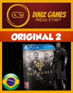 The Order 1886 Psn Ps4 - comprar online