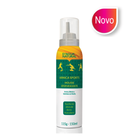ARNICA SPORTS MOUSSE 115g - 150ml - comprar online