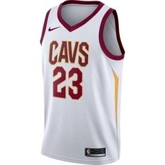 Men's Nike NBA Connected Jersey LeBron James Association Edition Swingman Jersey (Cleveland Cavaliers) - tienda online