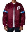 STARTER MLB PHILLIES SATIN JACKET
