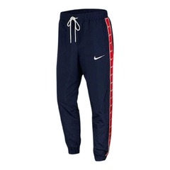 NIKE NSW SWOOSH TAPED WOVEN PANTS - MEN'S