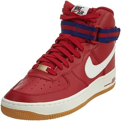 Nike Air Force 1 High Red/White/Gum - GS - LoDeJim