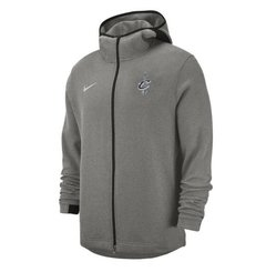 NIKE CLEVELAND CAVARLIERS SHOWTIME DRY FULL ZIP HOODIE