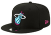 "NEW ERA MIAMI HEAT VICE ""NIGHTS CITY SERIES"" SNAPBACK"