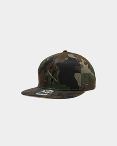 "'47 BRAND NEW YORK YANKEES ""CAMO TPU"" SNAPBACK"