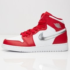Air Jordan 1 Retro High Red Metallic - (GS)