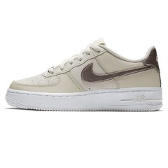 "Air Force 1 ""Metallic White Pink"" - GS - comprar online"