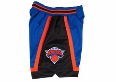 Mitchell & Ness New York Knicks NBA Authentic Men's Mesh Team Shorts - 1996-1997 - comprar online