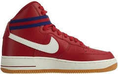 Nike Air Force 1 High Red/White/Gum - GS - comprar online