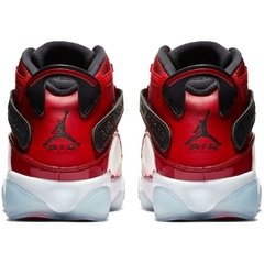 "AIR JORDAN SIX RINGS ""GYM RED"" - LoDeJim"