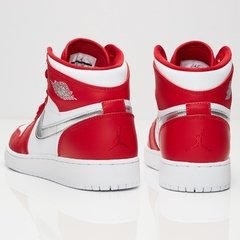 Air Jordan 1 Retro High Red Metallic - (GS) en internet