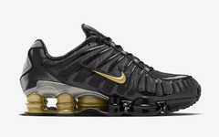 "NIKE SHOX TL 1 ""NEYMAR"" BLACK/GOLD - MEN'S en internet"