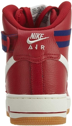 Nike Air Force 1 High Red/White/Gum - GS - tienda online