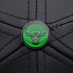 "NEW ERA CHICAGO BULLS BLACK/GLOW ""ALTITUDE"" SNAPBACK en internet"
