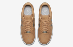 "NIKE AIR FORCE 1 LOW ""VACHETTA TAN/METALLIC SILVER"" - WOMEN'S en internet"
