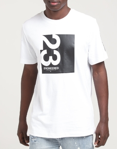 "JORDAN 23 ENGINEERED S/S ""WHITE/BLACK"" TEE - MEN'S en internet"