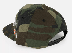MILWAUKEE BUCKS PATCHED HIGH CROWN 9FIFTY SNAPBACK en internet