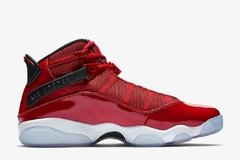 "AIR JORDAN SIX RINGS ""GYM RED"" en internet"