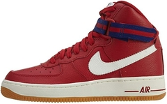Nike Air Force 1 High Red/White/Gum - GS