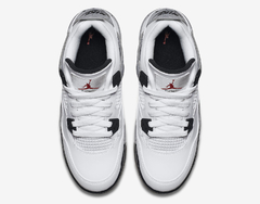 "AIR JORDAN RETRO 4 OG ""WHITE CEMENT"" - GS - LoDeJim"
