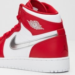 Air Jordan 1 Retro High Red Metallic - (GS) - tienda online