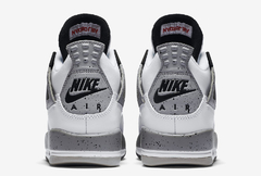 "AIR JORDAN RETRO 4 OG ""WHITE CEMENT"" - GS - tienda online"