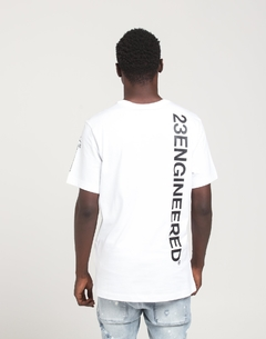 "JORDAN 23 ENGINEERED S/S ""WHITE/BLACK"" TEE - MEN'S - tienda online"
