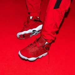 "AIR JORDAN SIX RINGS ""GYM RED"" - comprar online"