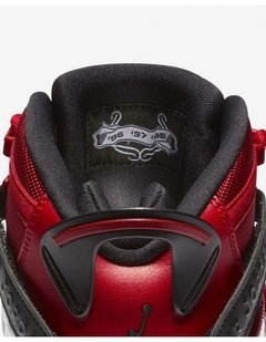 "AIR JORDAN SIX RINGS ""GYM RED"""