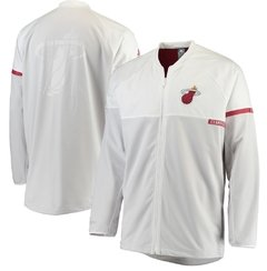 "Imagen de Adidas ""Miami Heat"" On Court Warm - Jacket"