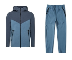 "NIKE NSW TECH PACK KNIT ""THUNDERSTORM"" JACKET & PANTS - MEN'S"