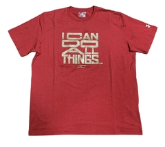Under Armour 'I Can Do All Things' SC T-Shirt (2XL)