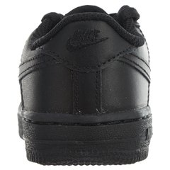 Nike Air Force 1 Low Boys' Toddler - Black - LoDeJim