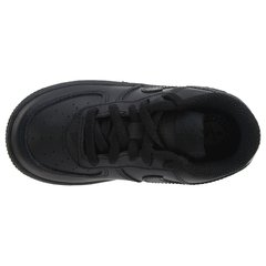 Nike Air Force 1 Low Boys' Toddler - Black - tienda online