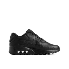 Air Max 90 Leather (GS) BLACK - comprar online