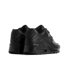 Air Max 90 Leather (GS) BLACK - LoDeJim