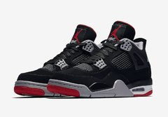 "Air Jordan Retro 4 ""Bred"" - Men's"