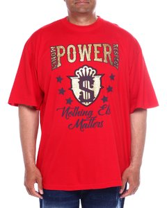 "Remera ""Money Power Respect"" S/S Tee (B&T)"