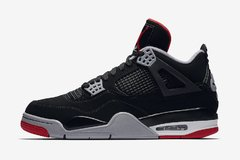 "Air Jordan Retro 4 ""Bred"" - Men's - comprar online"